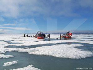 hydroboats arctic
